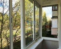 Застекление хрущевского балкона